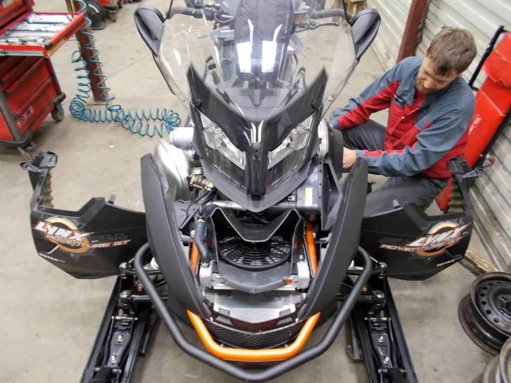 Ремонт мотоциклов в Перми